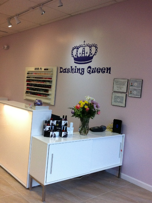 Dashing Queen Nail Spa Home